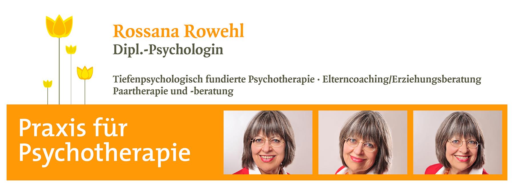 Rossana Rowehl · Praxis für Psychotherapie
